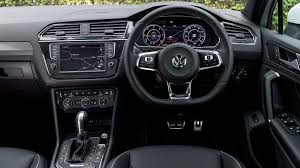 volkswagen tiguan white interior vw tiguan r line 2 0 tdi 150 4motion dsg 2016 review by car magazine