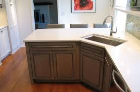 kitchen sink with cabinet 15 awesome corner kitchen sink ideas remodel or move