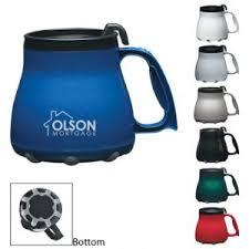 Desk Mug Custom Travel Mugs Promo Excitement
