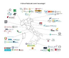 Campania Italy Map by A Brand New Map Pinpoints Innovation Centres In Italy Doitbetter