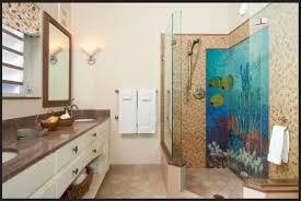beach themed bathroom accessories idea best house design