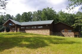 The Health Barn Health Lodge Camp Raven Knob