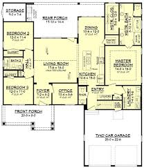 dual bedrooms master mother in law suite garage floor plan bedroom