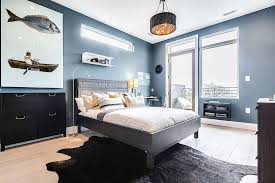 blue bedroom ideas gray and blue bedroom ideas 15 bright and trendy designs
