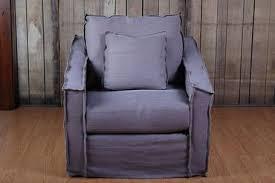 slipcovered swivel chair duke slipcovered swivel chair mecox gardens