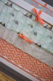 Mini Crib Sheet Tutorial by Best 25 Neutral Crib Bedding Ideas On Pinterest Baby Crib