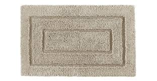 Square Bathroom Rug 100 Cotton 20 X 32 Bathroom Rug Kassadesign By