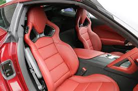 interior of corvette stingray official chevrolet introduces the 2016 corvette stingray and z06
