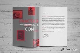creative resume booklet vector photoshop psdafter effects