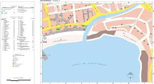 zihuatanejo map zihuatanejo downtown map guerrero mexico