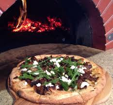the red door pizzeria wood fired oven pizza
