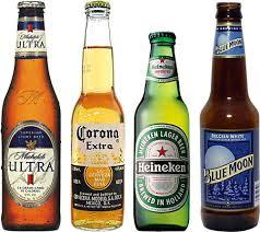 alcohol in corona vs corona light are you a michelob ultra corona heineken or blue moon drinker