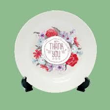 personalized ceramic plates magikart personalized ceramic plates