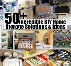 Home Storage Solutions by 50 Incredible Diy Home Storage Solutions U0026 Ideas Diycozyworld