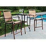 Pub Height Patio Table Bar Height Patio Furniture Sets Patio Furniture