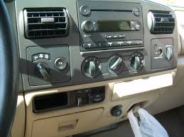installing upfitter switches ford 2005 2007 superduty