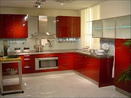 Red Black White Kitchen - kitchen red black and white kitchen decor coffee kitchen decor