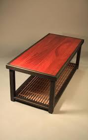 Custom Coffee Table by Custom Coffee Table Made By Terrasteel In Bend Oregon