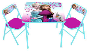 Princess Table And Chairs Kids Only Activity Table And Chairs Disney Frozen Toys