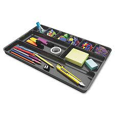Desk Compartments Drawer Organizers At Office Depot Officemax