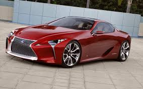 lexus lfa wallpaper iphone 2012 lexus lf lc concept wallpapers hd download