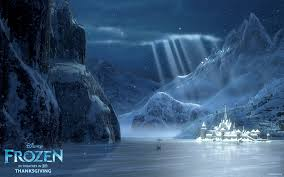 film frozen hd arendelle in winter from disney s frozen desktop wallpaper
