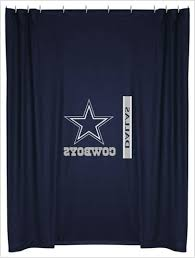 Nfl Shower Curtains Dallas Cowboys Window Blinds Luxury Nfl Dallas Cowboys Football