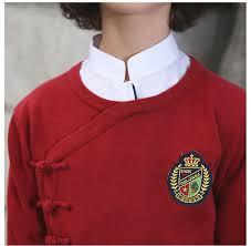 Seragam Sekolah Lengan Panjang modern sekolah desain seragam sekolah lengan panjang sweater buy