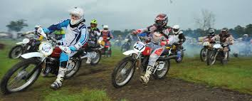 sidecar motocross racing ama vintage days dirt rider