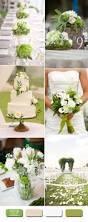 Wedding Flowers Greenery Pantone Color Of The Year 2017 Greenery Wedding Color Ideas