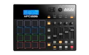 amazon com akai professional mpd226 midi drum pad controller