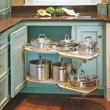 Blind Kitchen Cabinet Rev A Shelf Premiere Blind Corner Kitchen Cabinet System With