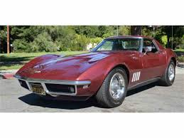 1968 chevrolet corvette for sale 1968 chevrolet corvette for sale classiccars com cc 1031344