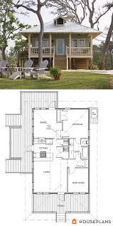 plan no 580709 house plans by westhomeplanners house coastal cottage house plan and elevation 900 sft 2 bedroom 1 bath