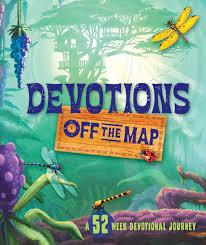 Off The Map Devotions Off The Map A 52 Week Devotional Journey Seasons B U0026h