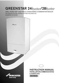 bosch appliances boiler 28i junior user guide manualsonline com