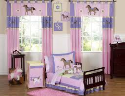 Girls Horse Comforter Bedding Set Extraordinary Kids Horse Bedding Charming Kids Horse