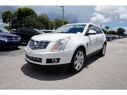 used 2013 cadillac srx performance collection for sale west palm