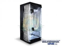 chambre de culture 100x100x200 chambre de culture silverbox one v2 0 100x100x200 cm