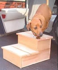 dog steps by build basic for those that would prefer to build