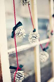 Christmas Window Decorations Spray by