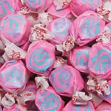 Salt Water Taffy Wedding Favor Taffy Town Cotton Candy Salt Water Taffy U2013 Half Nuts