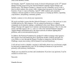 Sample Church Fundraising Letter by Fundraising Administrator Cover Letter Asbestos Worker Cover