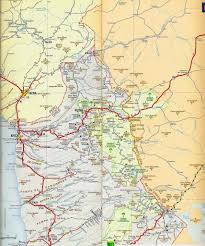 Map Chile Mapa Vial De Chile Chile Road Map Mapa Turistel 2007 Nor U2026 Flickr