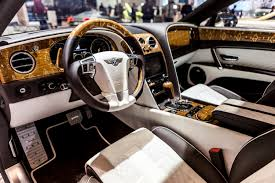flying spur bentley interior geneva 2016 mansory bentley flying spur