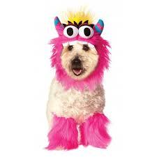 Halloween Costume Monster Rubie U0027s Monster Halloween Dog Costume Pink