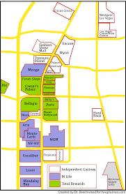 Las Vegas Strip Map by Vegas Strip Map Las Vegas Strip Map Vegasdealexpert Holidays