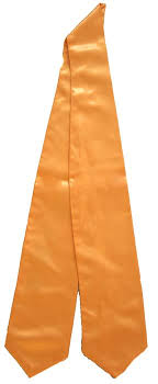 honor stoles graduation stoles all colors patterns in stock satin stoles