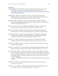resume template sle student learning student perspectives of peer assessment for learning in a public spea