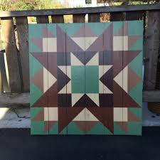 How To Paint A Barn Quilt Star Barn Quilt Barn Quilts By Chela Pinterest Barn Quilts